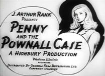 Penny and the Pownall Case 1948 DVD - Ralph Michael / Peggy Evans